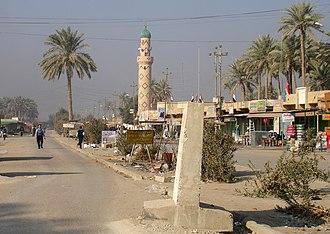 Saqlawiyah - Image: USMC 01161