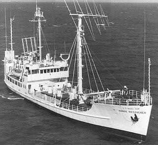 USNS <i>Range Recoverer</i> (T-AG-161) American tracking ship