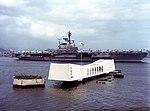 USS Coral Sea (CVA-43) at Pearl Harbor in April 1963.jpg