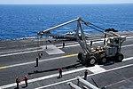 USS George H.W. Bush flight deck operations 140807-N-CZ979-005.jpg