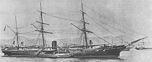 USS Iroquois (1859) - USS Iroquois