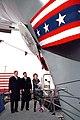 USS Ronald Reagan christening.jpg