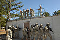 US Army 53640 CSA observes training.jpg