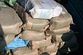 US Navy 040101-N-2295R-006 Over 2,800 pounds of narcotics, believed to be hashish was seized.jpg