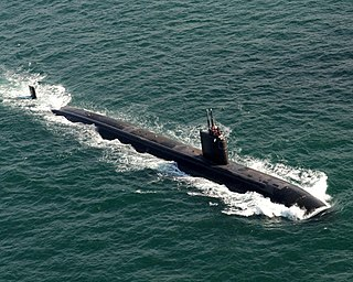 USS <i>Asheville</i> (SSN-758) Los Angeles-class nuclear-powered attack submarine of the US Navy