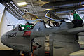US Navy 110426-N-1004S-048 Sailors conduct maintenance on an EA-6B Prowler.jpg