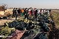 Ukraine Air Boeing 737 Crashes in Southern Tehran 2020-01-08 16.jpg