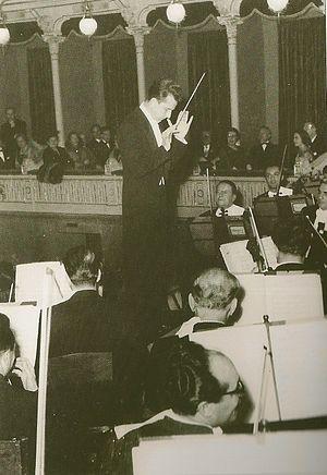 Guido Cantelli - 17 November 1956, Teatro Coccia in Novara