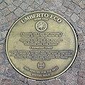 Umberto Eco plaque in Sydney Writers Walk.jpg