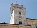 Une des tours de la villa Médicis (Rome) (5842943011).jpg