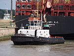 Union Eagle, Zandvlietsluis, Port of Antwerp, pic5.JPG