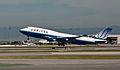 United Airlines Boeing 747-400 N177UA San Francisco International Airport.jpg