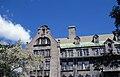 Université McGill, Macdonald Engineering Building, 817, rue Sherbrooke Ouest, Montréal façade, moitié gauche, 1908-09 11-d.na.civile-91-573.jpg