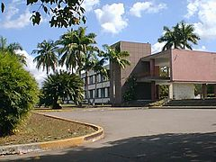 University of Las Villas, admin building.jpg