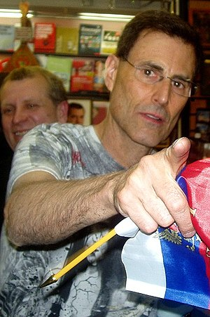 Psychokinesis - Uri Geller was famous for his spoon bending demonstrations.
