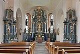 Urmitz, St. Georg - Altar u. Seitenaltäre (2021-06-07 Sp d).JPG