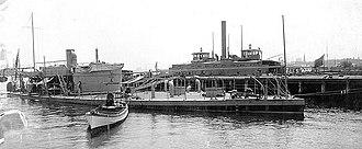 USS Lehigh (1863) - Image: Uss Lehigh 1863