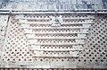 Uxmal Nunnery Quadrangle Stacked Serpents (16462213866).jpg