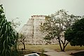 Uxmal Pyramid of the Magician (9785395162).jpg