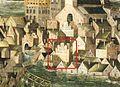 Vädersolstavlan Gråmunketornet Lejontornet.jpg