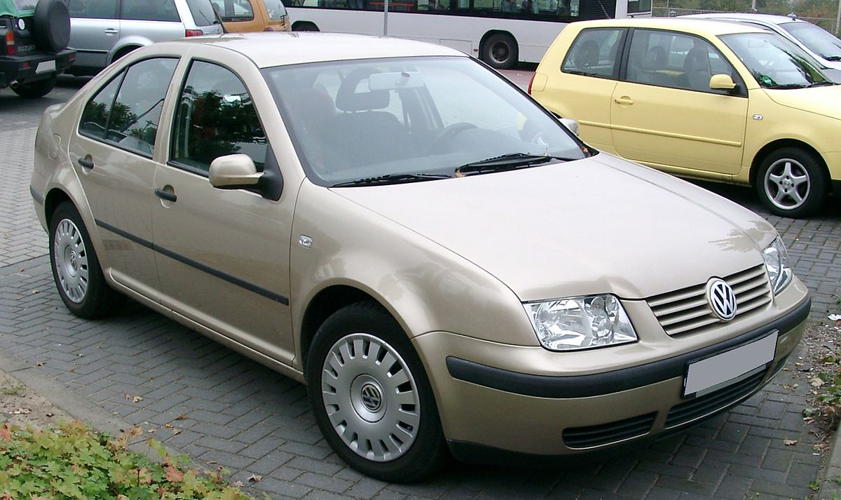 2003 Volkswagen Jetta Wolfsburg Edition - Sedan 1.8L Turbo Manual