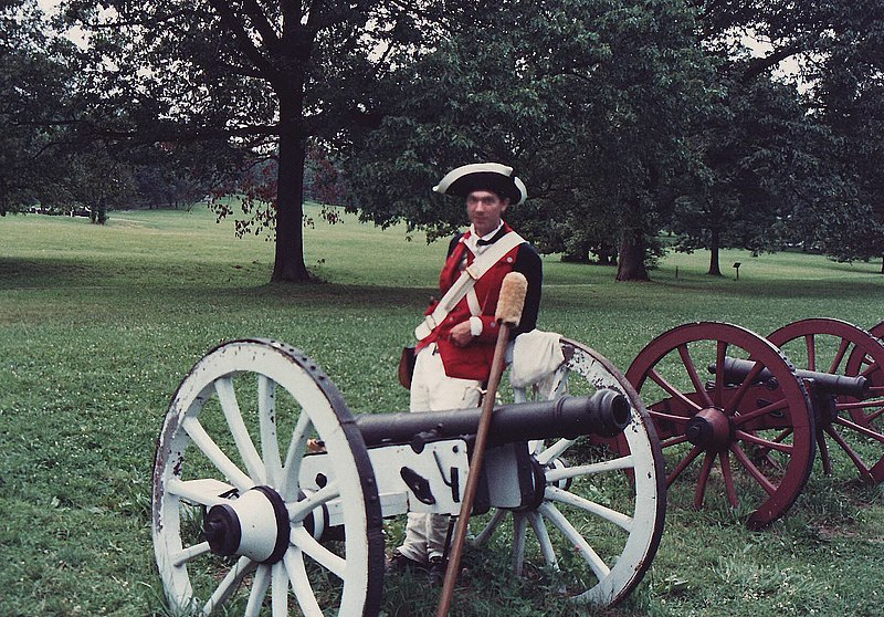 File:Valley Forge gunner.jpg