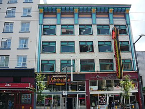 Granville Street - SameSun Backpackers' Lodge originally Glenaird Hotel