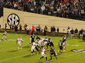 Vanderbilt Commodores football - Georgia Vanderbilt 2011