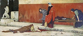 La Mort de Néron