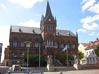 Vejle - Vejle Town Hall