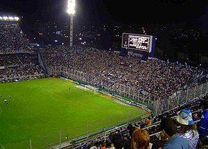 José Amalfitani Stadium - Image: Velez 1