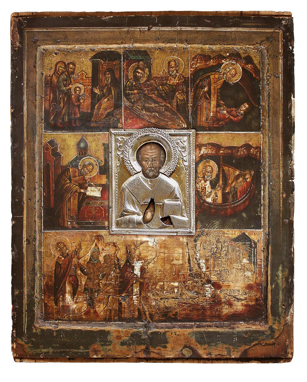 Картинки по запросу икона николая чудотворца великорецкая