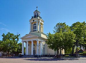 Windawa: Ventspils Nikolai kirik 2010
