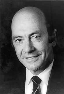 Manfred Wörner German politician