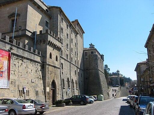 Via Piana, San Marino