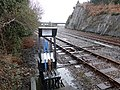 View north from Kyle of Lochalsh old signal box, Ross and Cromarty.jpg