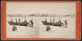 View of Asbury Park. Beach scene, from Robert N. Dennis collection of stereoscopic views.png