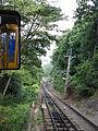 View of Kintetsu Takayasuyama st.jpg