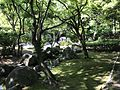 View of waterfall in Higashi Park, Fukuoka.jpg