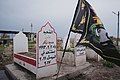 Views around the partially destroyed Shia shrine of Zakr al-Deen in Shingal 02.jpg