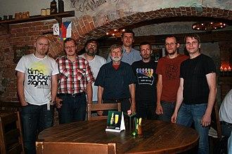 Latvian Wikipedia - Image: Vikialus 2013 01