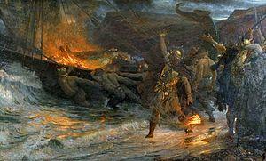 Культура вікінгів ред • ред код