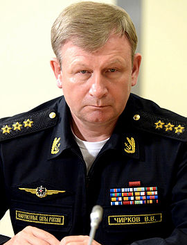 адмирал Виктор Чирков