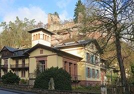 Diemerstein Castle and Villa Denis