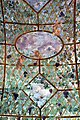 Villa giulia, portici con affreschi di pietro venale e altri, pergolato 19.jpg