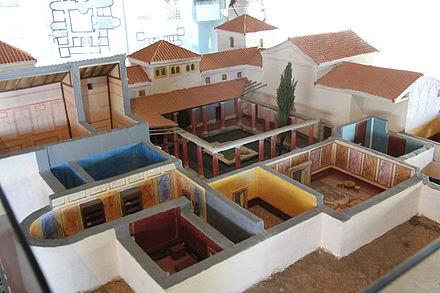 Resultado de imagen de romanizacion villas