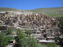 روستای کندوان؛ اسکو