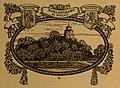 Vilnia, Zamkavaja hara, Pahonia. Вільня, Замкавая гара, Пагоня (1918).jpg