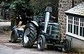 Vintage tractor, Belstone - geograph.org.uk - 381743.jpg