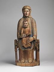 Virgin and Child in Majesty